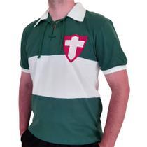 Camisa Palmeiras  Retrô  1916 Palestra Itália Savoia Oficial - Liga Retrô