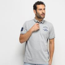 Camisa Polo Eagle Rock Manga Curta Masculina