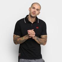 Camisa Polo Ecko Piquet Masculina -