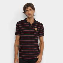 Camisa Polo Flamengo ADT Masculina - Braziline
