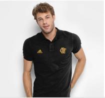 Camisa Polo Flamengo Exclusiva 100 Bordada - Apk