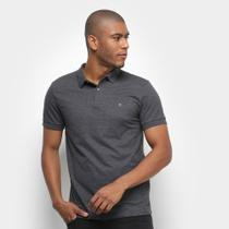 Camisa Polo Fórum Lisa Masculina - Forum