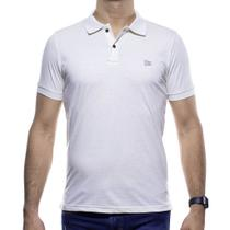 Camisa Polo King e Joe Creme Micro Estampada
