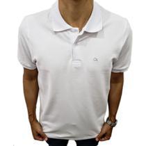 Camisa Polo Ogochi Básica Slim Branco 0074470010001 -