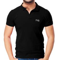 Camisa Polo Piquet Regular Fit - POLO Match