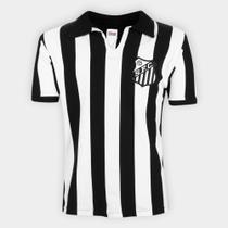 Camisa Polo Retrô Santos 1956 nº 10 Athleta Masculina -