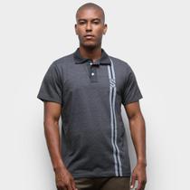 Camisa Polo Suburban Frisos Laterais Masculina -