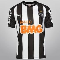 67862c6b81945 Camisa Puma Atlético Mineiro Oficial 2014 Listrada