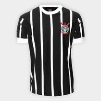 06463c82b4 Camisa Retrô Corinthians Réplica 1977 Masculina - Natural sports