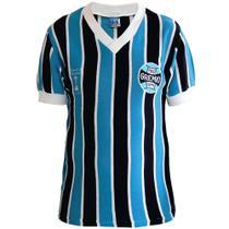 Camisa Retrô Grêmio Libertadores 1983 - Oldoni