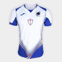 Camisa Sampdoria Away 19/20 s/nº Torcedor Joma Masculina -
