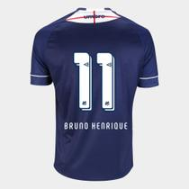 Camisa Santos 2018 The Kingdom n 11 Bruno Henrique - Torcedor Umbro Masculina