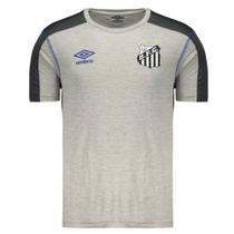 Camisa Santos Aquecimento Mescla 2019 - P - Dass
