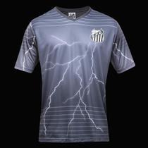 Camisa Santos Fábrica de Raios Masculina - Braziline