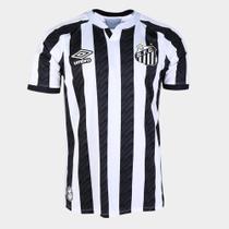 Camisa Santos II 20/21 s/n Torcedor Umbro Masculina -