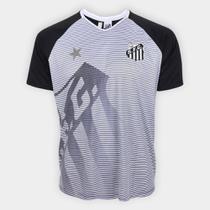 Camisa Santos Shield Masculina - Braziline