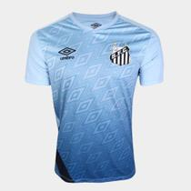 Camisa Santos Treino 20/21 Umbro Masculina -