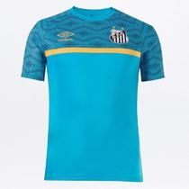 Camisa Santos Treino 21/22 Umbro Masculina -