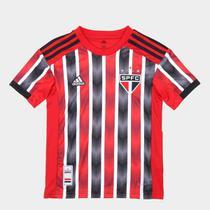 Camisa São Paulo Infantil II 19/20 s/nº Torcedor Adidas -
