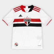 Camisa São Paulo Juvenil I 21/22 s/n Torcedor Adidas -