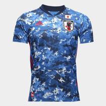 Camisa Seleção Japão Home 19/20 s/nº Torcedor Adidas Masculina -