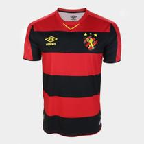 Camisa Sport Recife I 19/20 s/nº Jogador Umbro Masculina -