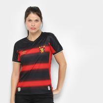 Camisa Sport Recife I 20/21 s/n Estádio Umbro Feminina -