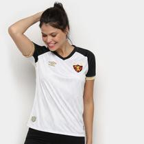 Camisa Sport Recife II 20/21 s/n Estádio Umbro Feminina -