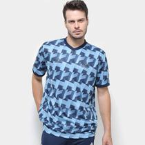 Camisa Tango All Over Print Adidas Masculina -