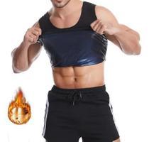 Camisa Termica Emagrecedora Masculina - M/G/GG - Fb Fit