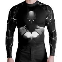 Camisa Térmica Uv Segunda Pele Batman ATL - Atlética Esportes