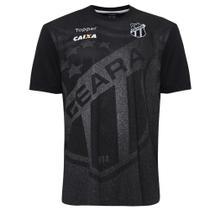 Camisa Topper Ceará Oficial Aquecimento 2018 Juvenil -