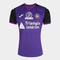Camisa Toulouse Home 19/20 s/nº Torcedor Joma Masculina -