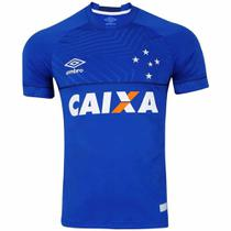 Camisa Umbro Cruzeiro I 2018/19 Masculina -
