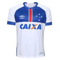 Camisa Umbro Cruzeiro Oficial Blar Vikingur 2018 Infantil -