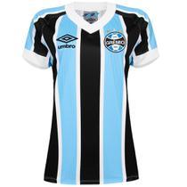 Camisa Umbro Feminina Grêmio Oficial I 2021 -