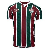 Camisa Umbro Fluminense Oficial I 2020 Masculina -