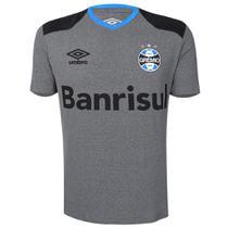 Camisa Umbro Grêmio Aquecimento 2016 Masculina - Mescla -