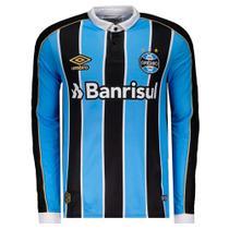 Camisa Umbro Grêmio Oficial 1 2019 Masculina -