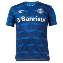 Camisa Umbro Grêmio Oficial III 2019 Masculina -