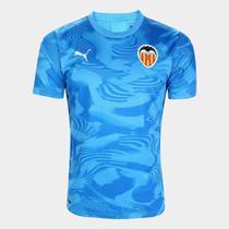 Camisa Valencia Third 19/20 s/nº Torcedor Puma Masculina -