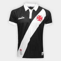 Camisa Vasco I 19/20 s/nº Jogador Diadora Masculina -