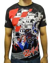 Camiseta 244 Não é Crime - Arte Proibida - Innove Sports