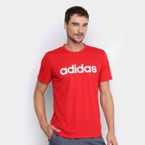 Camiseta Adidas D2M Soft Logo Masculina -