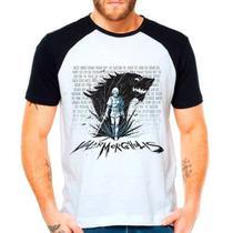 Camiseta Arya Stark Valar Morghulis Game Of Thrones Raglan - Eanime