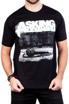 Camiseta Asking Alexandria Stand Up And Scream Com Estampa - Bandalheira