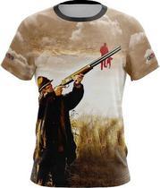 Camiseta Atirador Dry Fit UV - Caçador