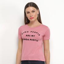 Camiseta Aura King People Feminina -