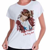 Camiseta Babylook Bts Jeon Jungkook Bangtan Boys - Eanime
