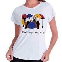 Camiseta Babylook Friends Série V2 - Eanime